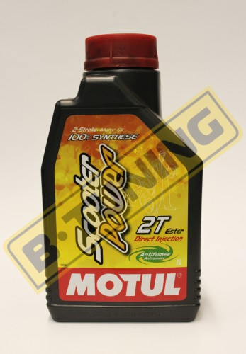 Motul Scooter Power 2T (1 литр)
